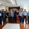 Zabıta Personelinden Başkan Gökhan'a Ziyaret…