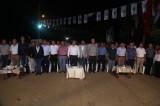 Başkan Tollu Vatandaşlarla Avgadı'da Bayramlaştı