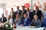 MHP Denizli'de 9 ilçenin belediye başkan aday adayını açıkladı