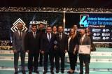 Alanya Belediyesi'nin Teleferik ve GES projeleri ödüllendirildi