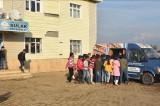 Kütüphane köy çocuklarının ayağına gidiyor