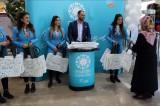 Mardin Büyükşehir Belediyesinden 200 bin bez torba