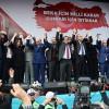 Adana'nın 'Cumhur İttifakı' adayları tanıtıldı