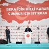 MHP'de Aday Tanıtım Toplantısı yapıldı