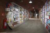 Çöpten çıkan kitaplarla kurulan kütüphane büyüyor