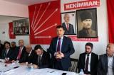 CHP Genel Başkan Yardımcısı Ağbaba: Bu seçimler önümüzdeki genel seçimleri de etkileyecek