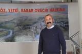 Ovacık Belediye Başkanı Maçoğlu, Tunceli'den aday