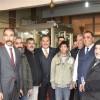 Başkan Tuna; Tarsus'ta hal, çarşı ve sanayi esnafıyla kucaklaştı