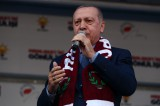 Cumhurbaşkanı Erdoğan: Her seçimi ellerine yüzlerine bulaştırıyorlar