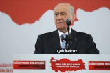 Bahçeli: CHP Genel Başkanı siyaseten iflas etmiştir