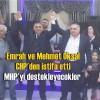 Emrah Oksal, CHP'den istifa etti; MHP'yi destekleyecek