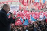 Erdoğan: Terör örgütlerinin ve uzantılarının sömürü ve yağma düzenini bozduk