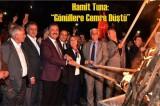 Hamit Tuna: Gönüllere Cemre Düştü