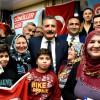 Tuna: Mersin'i Hizmete Boğacağız