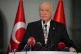 Bahçeli: MHP'nin temel tercihi Cumhur İttifakı'nın yaşatılması doğrultusunda