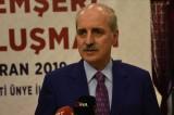 Kurtulmuş: Mesele VIP krizi değil, devletin valisine karşı yapılan bir hakarettir