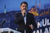 Kurum: İstanbul'da yeni bir şahlanış yapmak istiyoruz