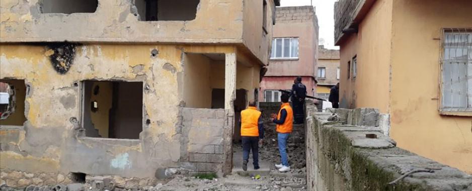 Metruk binaların yıkılmasına ilişkin teklif TBMM'de