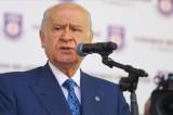 Bahçeli: Kötü müttefik, Türk imzalı savaş uçakları yapılmasına gerekçe olacaktır