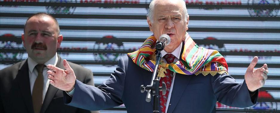 Bahçeli: Cumhurbaşkanlığı Hükümet Sistemi Türkiye'nin ümididir