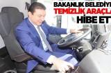 Harran Belediyesi'nin araç filosu güçleniyor