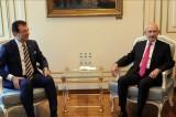 Kılıçdaroğlu'dan İBB'ye ziyaret
