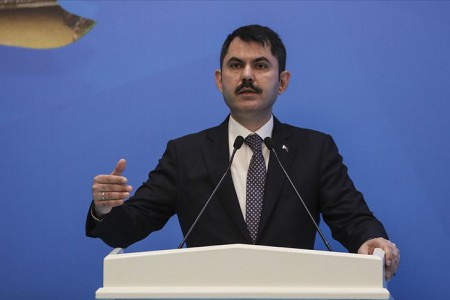 Çevre ve Şehircilik Bakanı Kurum: Dünyaya örnek olacak adımı bugün attık