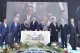 Ankara'nın en büyük kültür ve kongre merkezinin temeli atıldı
