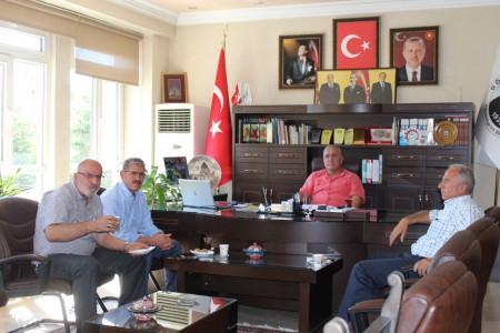 Göreme Belediye Başkanı Eren, Halk ile Bayramlaştı