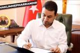 Başkan Özyavuz'dan Kuran Kursuna destek