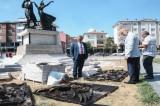 Kütahya'ya Kuruluştan Kurtuluşa Anıtı