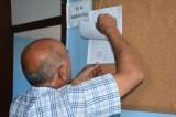 Adıyaman'ın Besni ilçesine bağlı Suvarlı beldesinde oy verme işlemi başladı