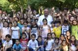 Başkan Şevik öğrencilerle Piknikte buluştu