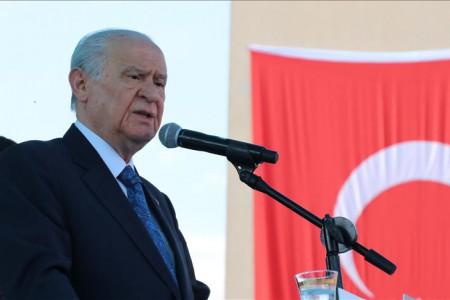 Bahçeli: İstiyorlar ki Türkiye tökezleyip düşsün