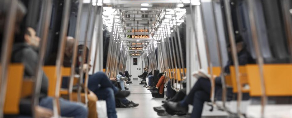 İmamoğlu: Ümraniye-Ataşehir-Göztepe metrosunun 2022'de bitmesi hedefleniyor