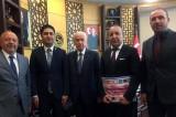 Pınarbaşı'ndaki Türklük Anıtının açılışını Bahçeli yapacak