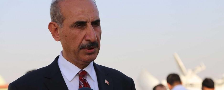 Akçakale Belediye Başkanı Yalçınkaya: Orada yeni ilçeler, köyler kurulacak