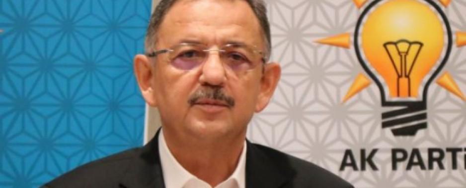 Özhaseki: Belediye yasası, yılbaşına kadar meclise getirilecek