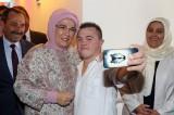 Emine Erdoğan: Erken teşhis ve müdahale ile engellilik azaltılabilir