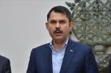 Bakan Kurum'dan 'ÇED Yönetmeliği'nde değişiklik' açıklaması