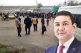 Başkan Özyavuz'un Sınır Ötesi Yardımları Devam Ediyor