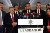 İyi Partili Belediye Başkanı ve 5 ilçe belediye meclis üyesi istifa etti, AKP'ye geçti