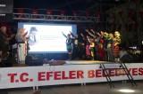 Fatih Atay, 'Sanat Dostu Belediye Başkanı' seçildi