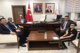 Mahmut Özyavuz'dan Bağlı'ya Ziyaret