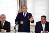 """Kütahya Belediye Başkanı Alim Işık'tan """"haksız eleştiri"""" tepkisi"""