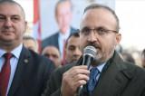 AK Partili Turan: 100'e yakın belediyeden AK Parti'ye katılım olacak
