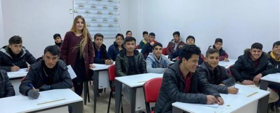 Harran Belediyesi kış kursları açıyor