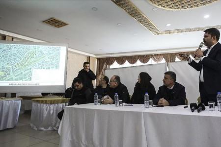Kurum: Elazığ'da kentsel dönüşüm alanlarında 10 gün içinde temel atılacak