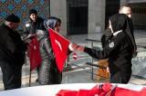 Başkan Alim Işık: Hiç kimse bayrağımıza el uzatamaz