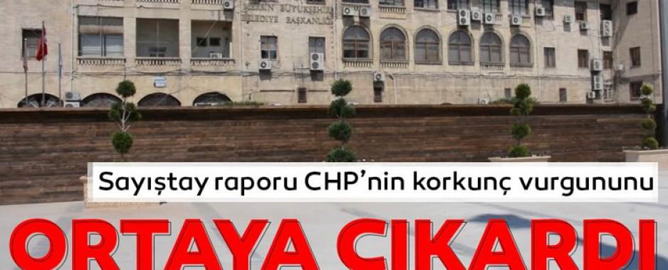 Sayıştay raporu CHP'nin korkunç vurgununu ortaya çıkardı